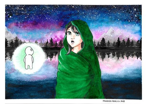 FM: Believer girl protected by the blanket of her faith
